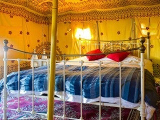 Latitude - Bedouin Tent for 2 or 4