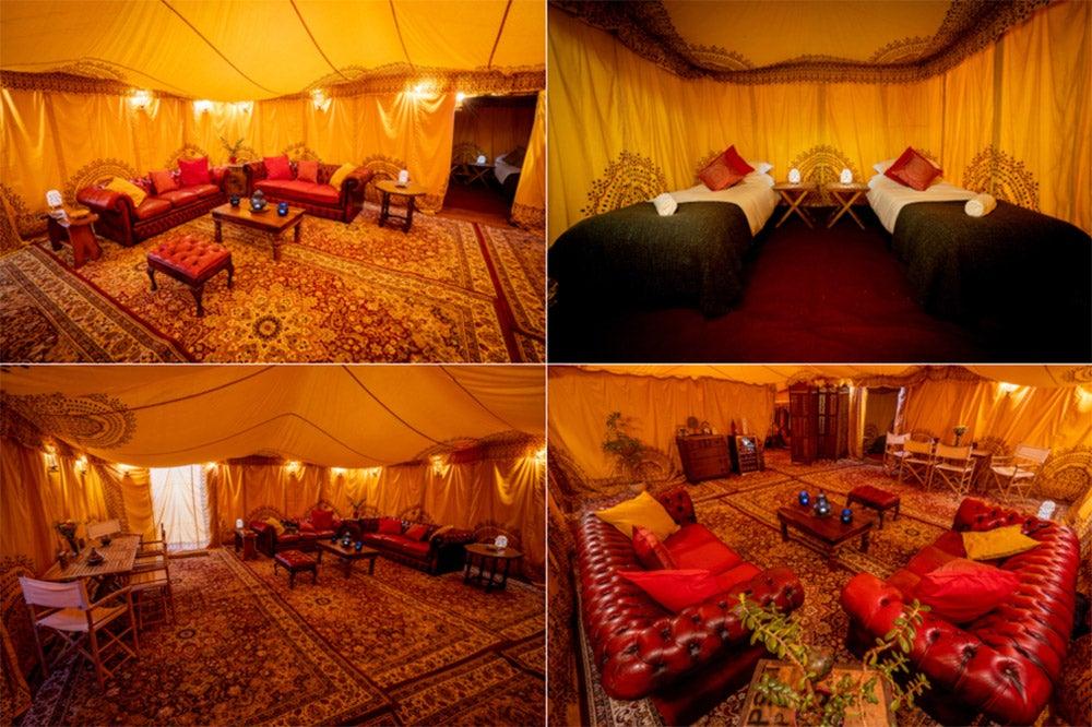 Latitude - Bedouin Mirage for 4
