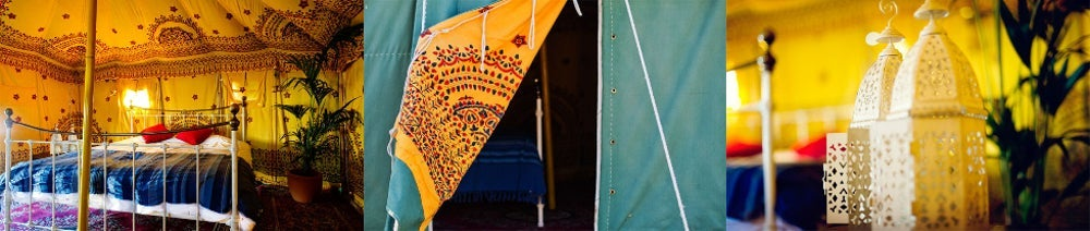 Latitude - Bedouin Tent for 2 or