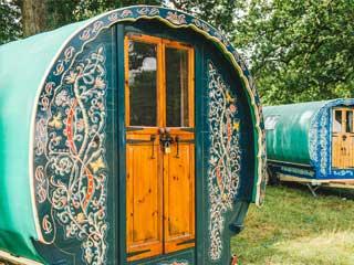 Latitude - Gypsy Caravan
