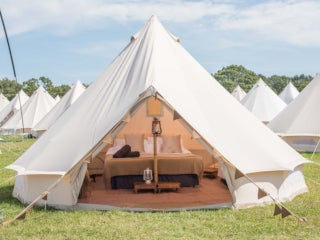 Latitude - Luxury Bell for 2, 3 or 4