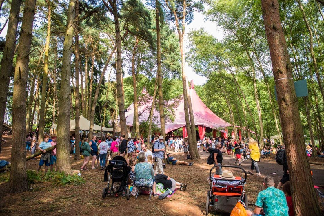 Latitude Festival Gallery