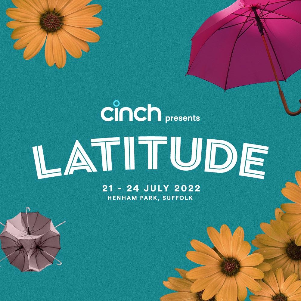 Latitude Line-up 2022