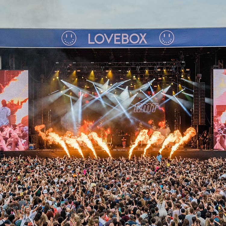 About Lovebox Festival 2021