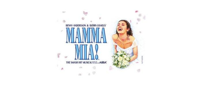Watch the MAMMA MIA! musical trailer