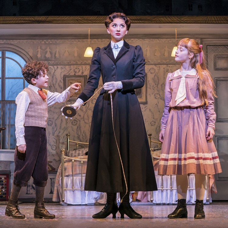Accessible tickets for Mary Poppins The Musical