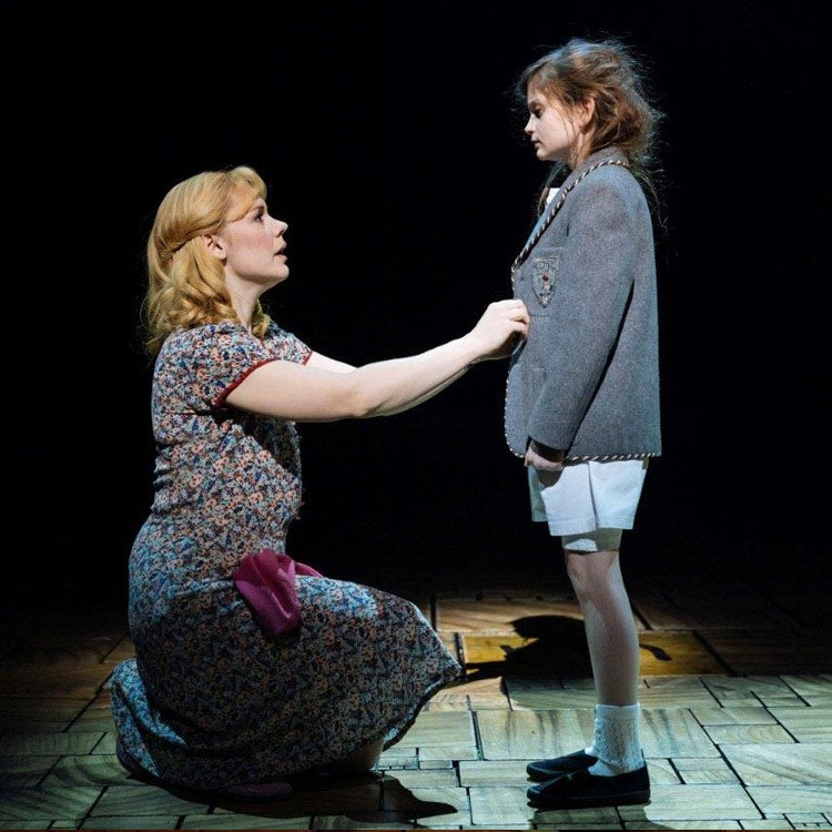 Matilda the Musical London Accessible ticket information for Cambridge Theatre