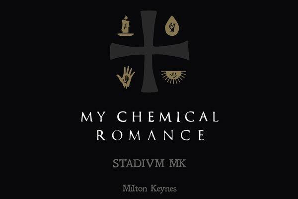 My Chemical Romance UK Tour 2020