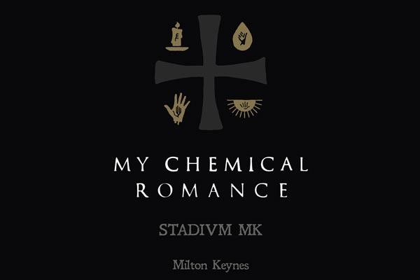 My Chemical Romance UK Tour 2020
