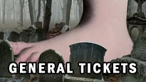 Monty Python General Admission Tickets