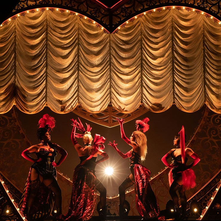 Moulin Rouge! The Musical Cast