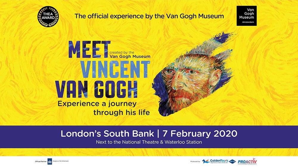 Meet Van Gogh 2020 Tickets
