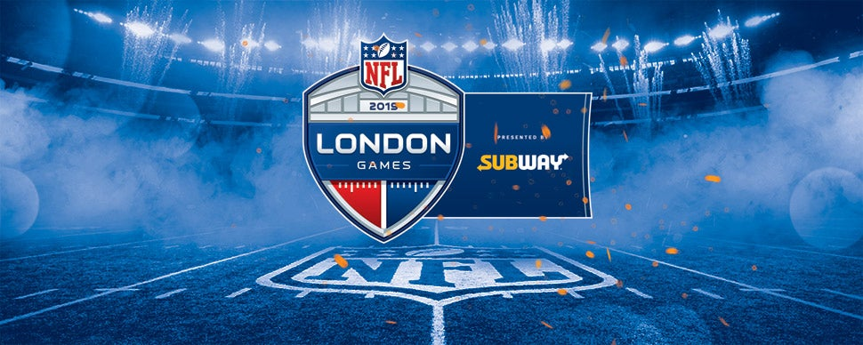 NFL 2019 Tickets  Ticketmaster UK