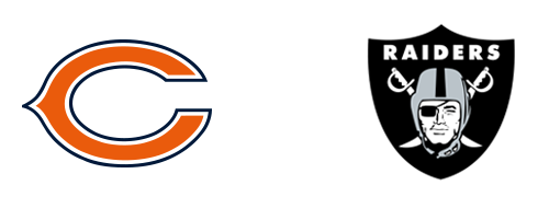 Chicago Bears at Oakland Raiders