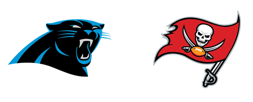 Carolina Panthers at Tampa Bay Buccaneers