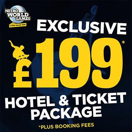 Nitro World Games Hotels Offer