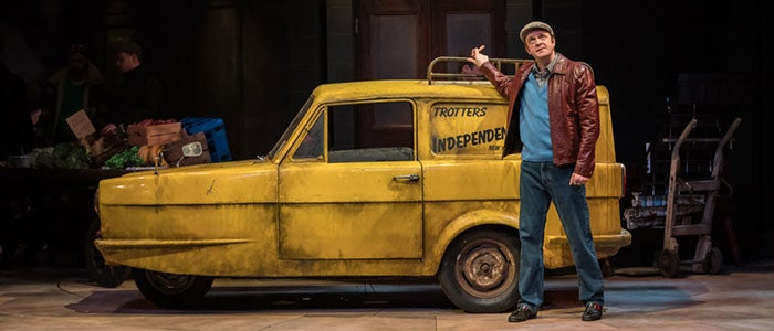 Watch the new trailer for Only Fools and Horses