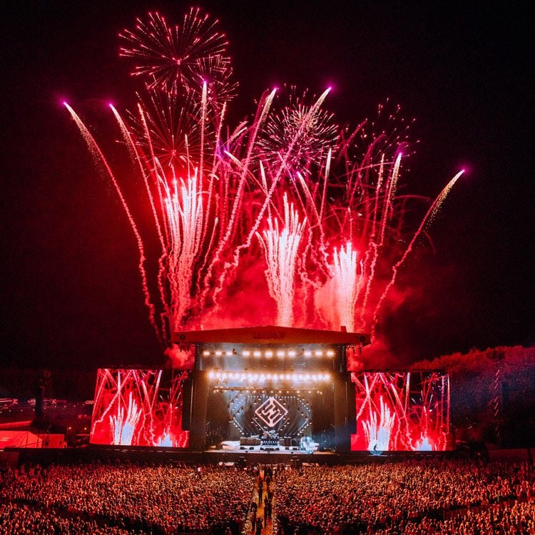 About Reading and Leeds Festivals 2022