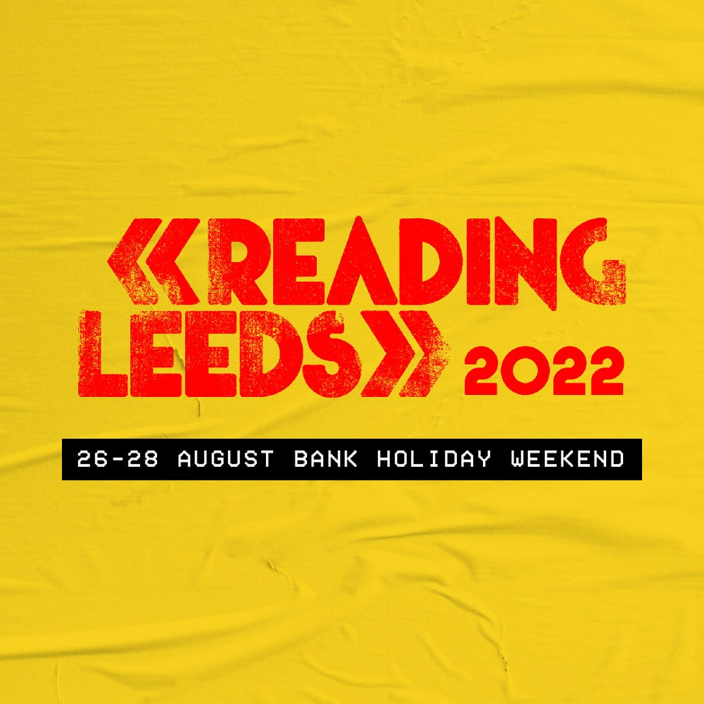 Reading and Leeds Line-up Poster 2022