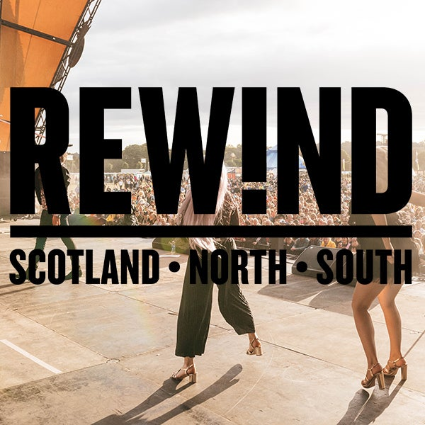 Rewind Festival Locations - Scotland, North and South