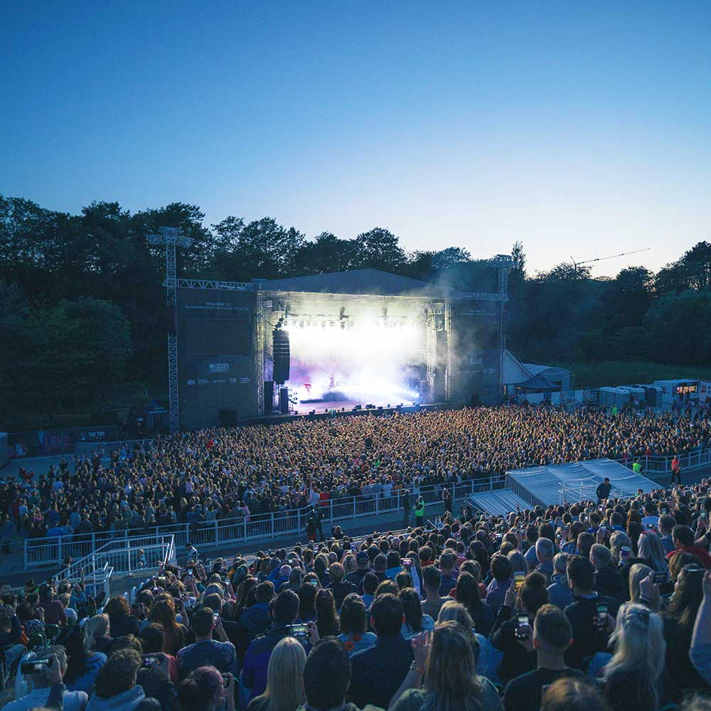 About Scarborough Open Air Theatre 2021