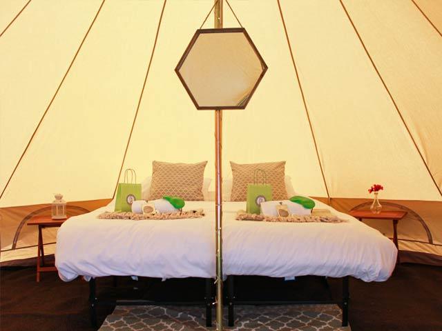 Super Bell Tent