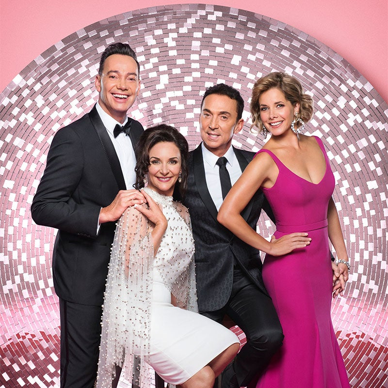 Strictly Come Dancing News