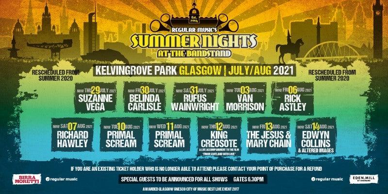 Glasgow Summer Nights 2020