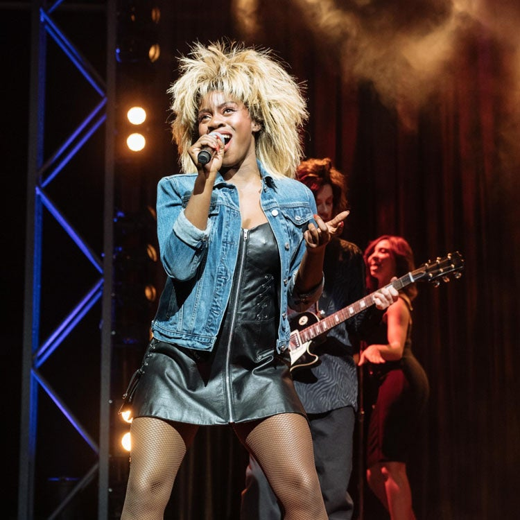 TINA - The Tina Turner Musical Cast