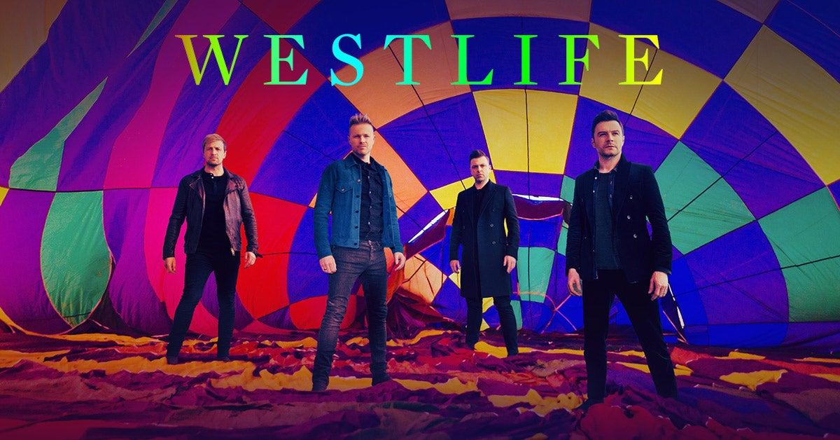 Westlife 2020 UK Tour