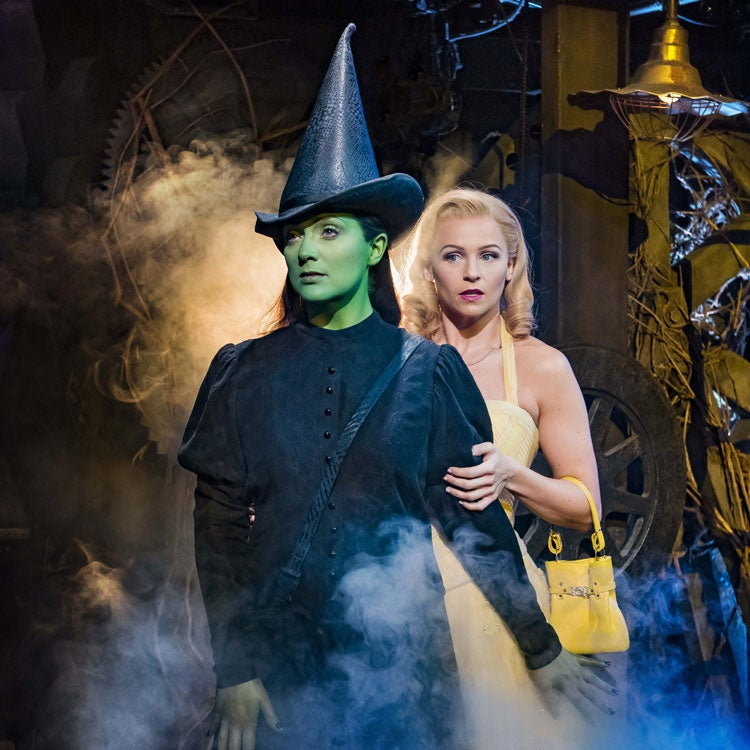 Accessible tickets for Wicked The Musical