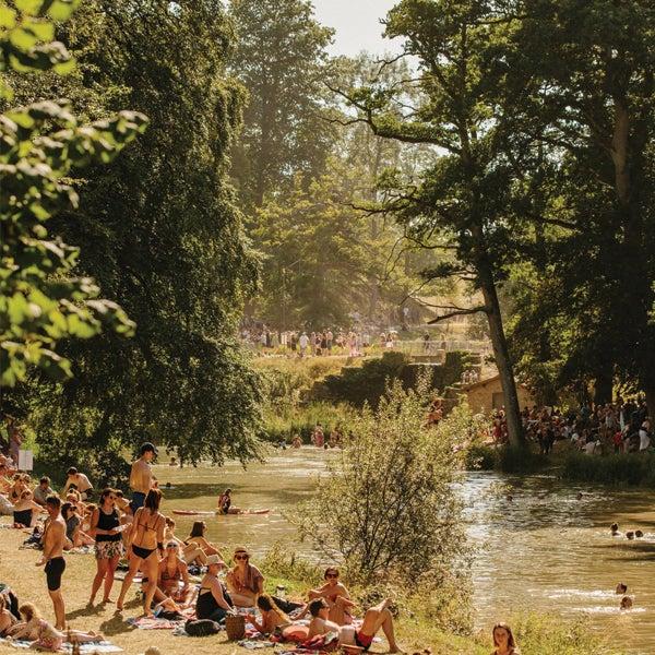 Location - Cornbury Park, Oxfordshire, OX7 3HL