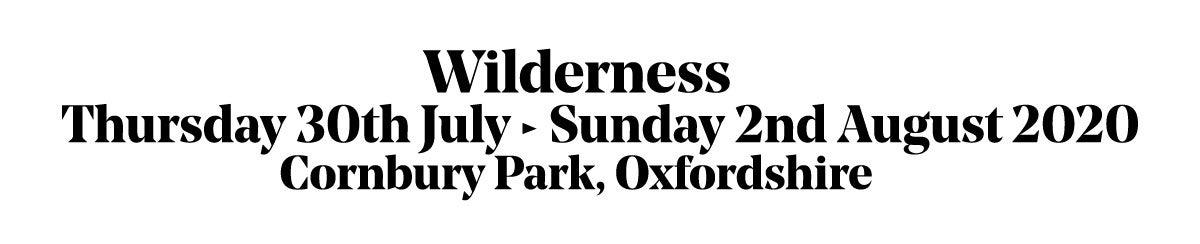 Wilderness 2020