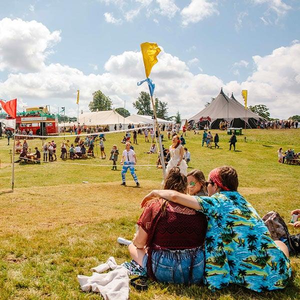Wilderness Festival access tickets