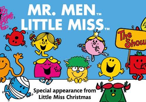 Mr. Men & Little Miss - The Show