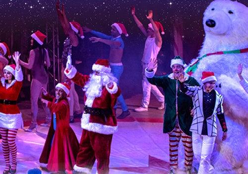 Zippos Christmas Circus