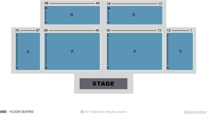 Seating Chart: Eckhart Tolle