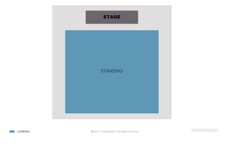 Seating Chart: Standing