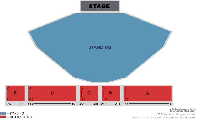Croke Park Concert Seating Westlife Tickets Available For