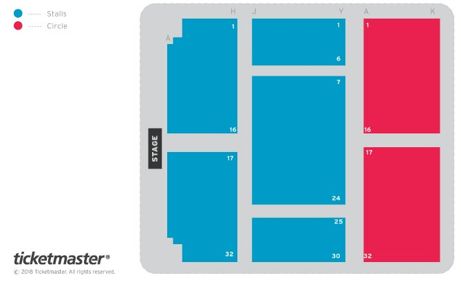 Seating Chart: Generic Seating
