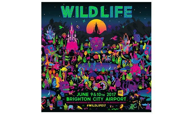 Seating Chart: Wildlife 2017