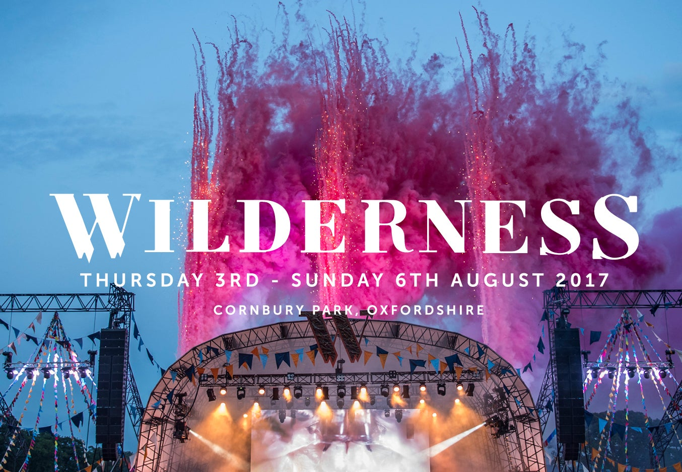 Seating Chart: Wilderness