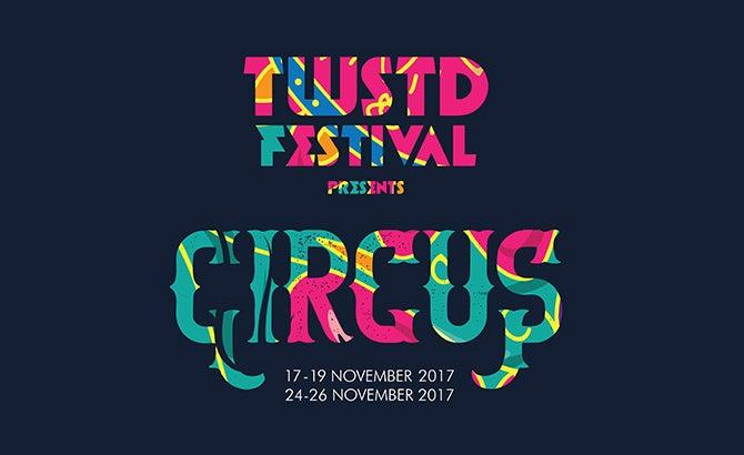 Seating Chart: Twstd Festival 2017